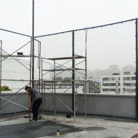 学校球场护栏网 体育场隔离网  运动场围栏