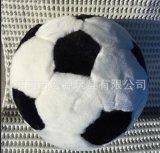 毛絨足球玩具 毛絨球類產品 毛絨模擬足球