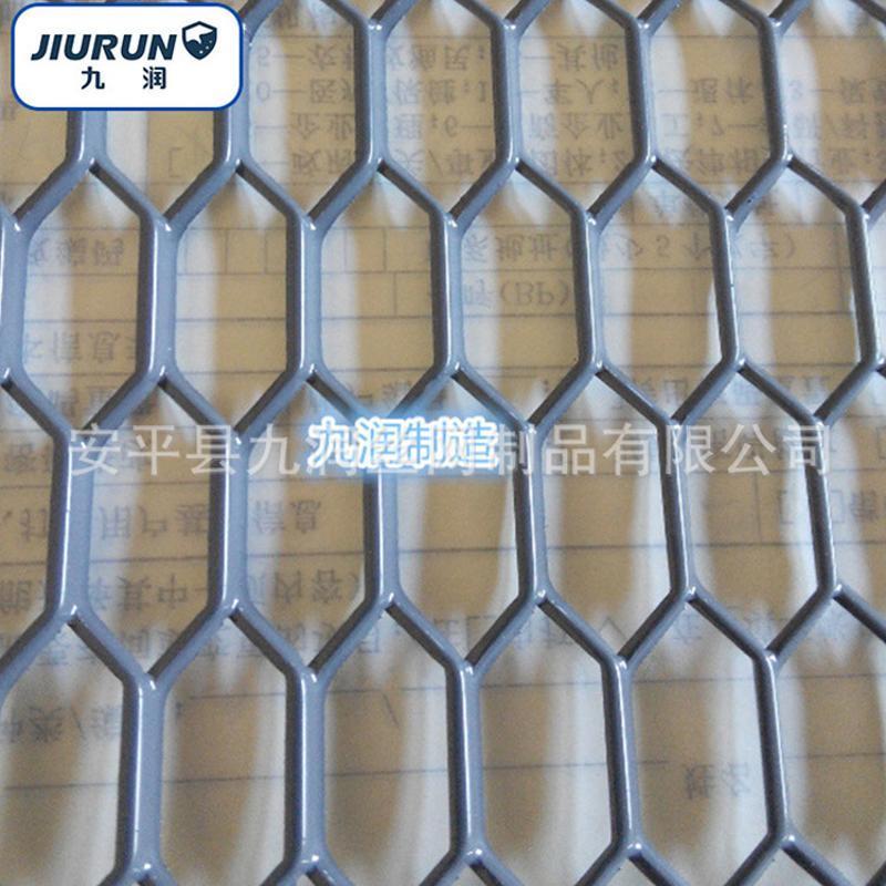 六角钢板网 ,吊顶装饰网, 拉伸钢板网