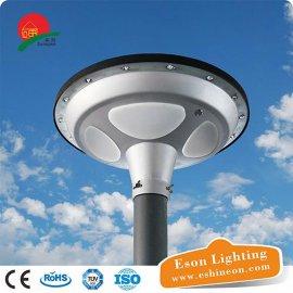 厂家直销光伏太阳能产品 锂电池一体化太阳能路灯15W双光源 防雷击