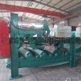 宏利环保 带式压滤机设备 污泥污水处理设备