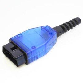 OBDII、OBD2、OBD-2装配式插头(XK144001)