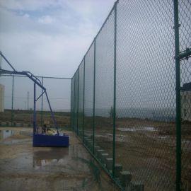 雄丰围网厂家直销 安装 设计篮球场笼式围网可定制