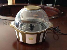 爆米花的 佛山爆米花机 家用全自动果味爆米花机