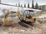 驭工YG22-9X先导操作的小型挖掘机 农用小挖机