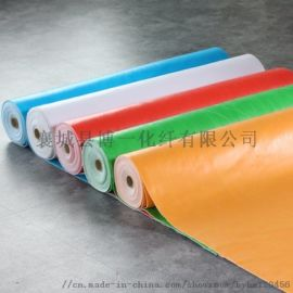 博一化纤地面装修保护膜生产 防水耐磨型地毯保护垫