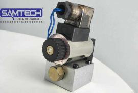 二位三通液压电磁球阀23QDF6K-4X-24V