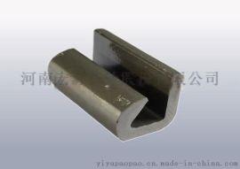 钢板桩锁扣、热轧锁扣型钢厂家