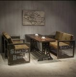 定制各类餐厅酒店桌椅沙发卡座