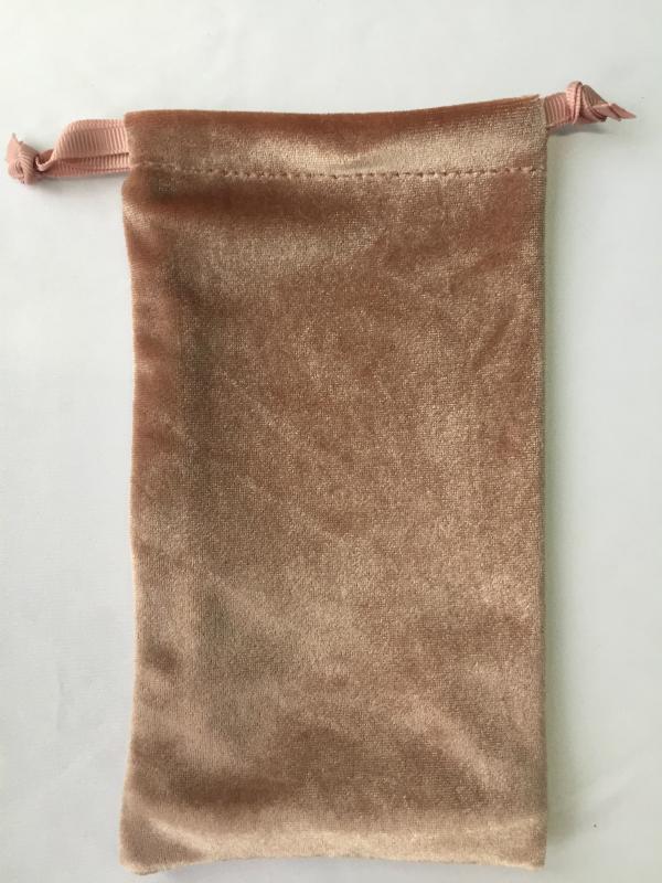 供應束口絨布袋 多種顏色拉繩化妝天鵝絨袋小絨袋可加印logo