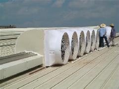 1450型屋顶强制排风系统【焊接车间排烟设备】