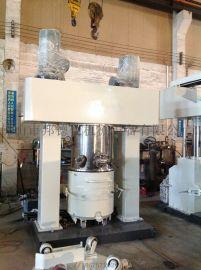 江西强力分散机 小型实验分散机 乳胶漆设备厂家设备