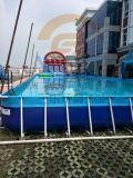 山东淄博充气游泳池【支架游泳池】老厂制造
