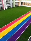 商丘河南五人制足球场人造草坪厂家多少钱一平方
