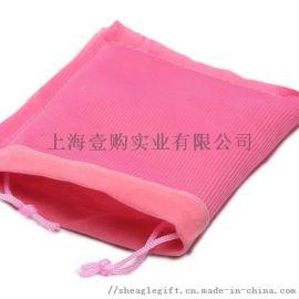 绒布袋定制抽绳束口袋丝绒袋涤纶袋印刷logo收纳袋