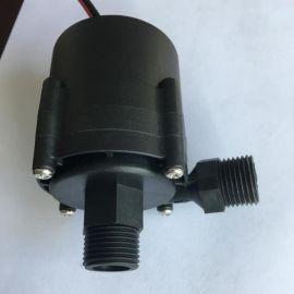 无刷直流水泵螺纹泵