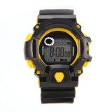 工廠直銷新款學生戶外運動多功能夜光電子手表