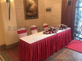 签约桌租赁 黑色折叠椅租赁 婚礼竹节椅租赁 九成新