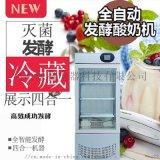 绿科酸奶机 灭菌发酵冷藏 全自动商用酸奶机