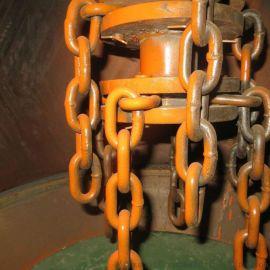 复混肥块料链片粉碎机 多功能秸秆粉碎机