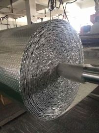 熱網工程  納米氣囊反輻射層/納米氣囊反對流層/氣墊隔熱反對流層