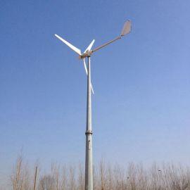 甘肃1KW风力发电机家用小型离网