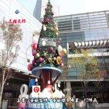 生產廠家租賃大型聖誕樹框架 承接河北大型聖誕樹安裝
