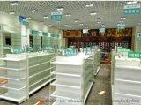 成都藥店展櫃供應成都藥店貨櫃展示櫃貨架定做
