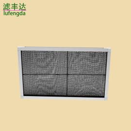 尼龙网初效过滤器中央空调可清洗过滤器