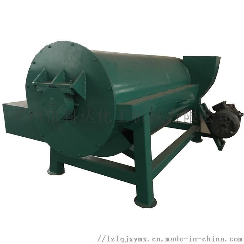 垃圾場泥塑分離設備  大型工業脫水脫泥機
