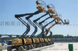 青岛带顶框的吊车出租,青岛电动升降机租赁