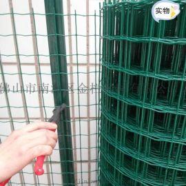 养殖荷兰网铁丝网围栏菱形钢板网护栏安全铁丝护栏