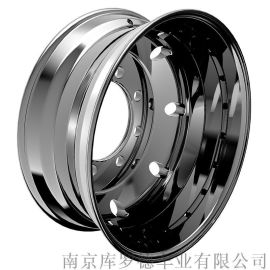 8孔锻造铝合金卡客车轮毂铝轮1139