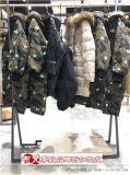 杭州品牌艾米拉羽絨服品牌折扣女裝批發廠家貨源