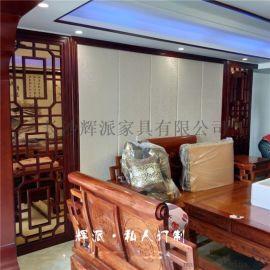 长沙原木家具厂整屋原木移门、原木酒柜订制油漆环保