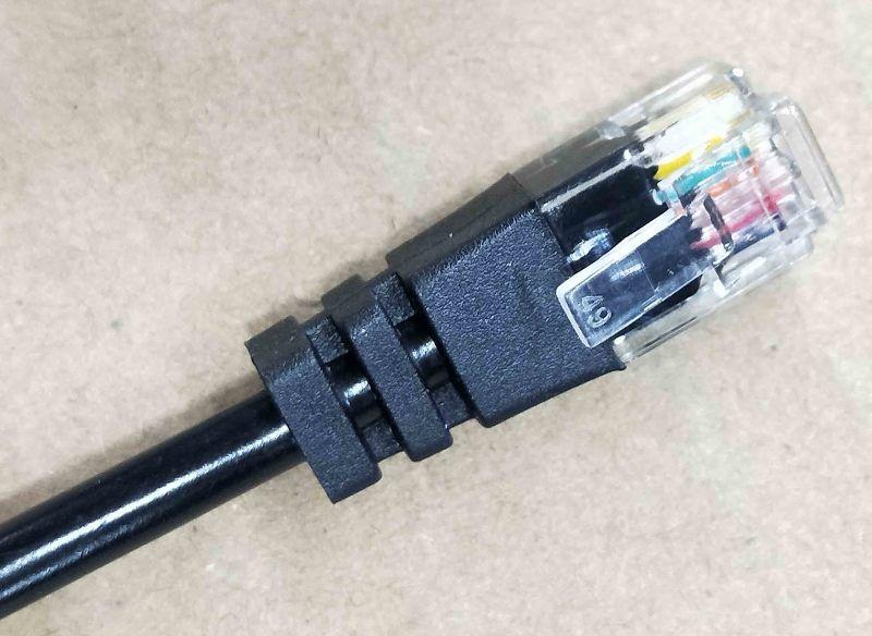 电话线 串口线 RJ11 6P6C 6P4C线