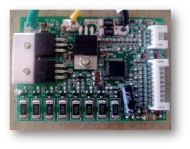 带通讯锂电保护板