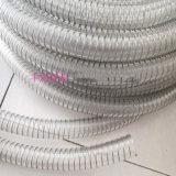 PU透明钢丝软管 食品级钢丝输送软管 食品级钢丝软管