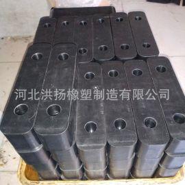 橡胶缓冲垫块 防撞橡胶块 减震缓冲橡胶垫块