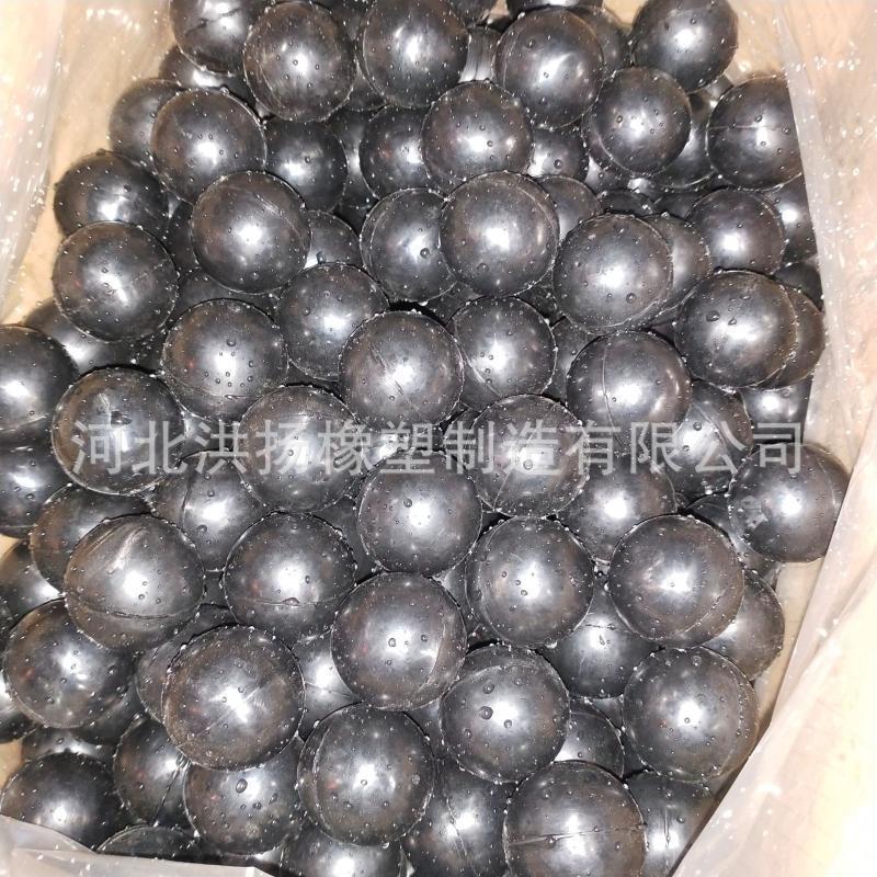 实心耐磨高弹橡胶球 振动筛用橡胶球 硅胶弹力球 实心高弹橡胶球