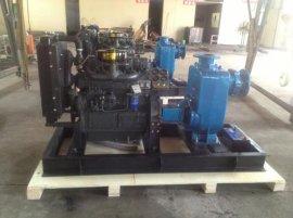 ZX自吸柴油机水泵 柴油水泵机组