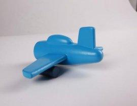 木质环保儿童玩具模型飞机