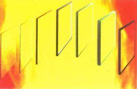 19mm單片非隔熱型防火玻璃