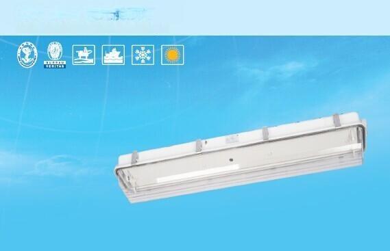 有CCS認證的IP67船用熒光艙頂燈26