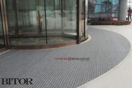 防尘地毯, 防尘地垫,铝合金刮泥垫