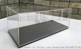 1/18车模展示盒18比例一体成型防尘盒
