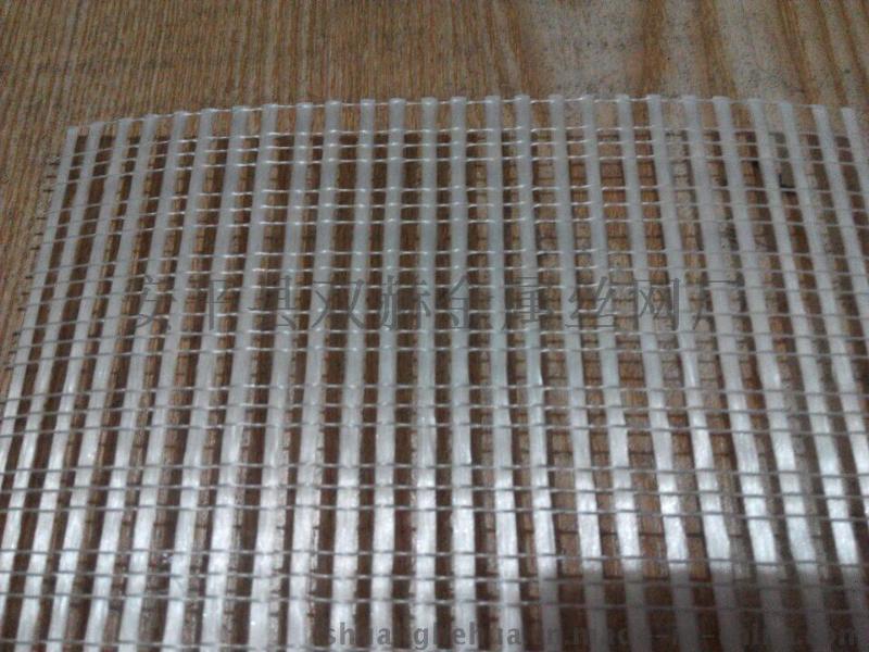 300克三密一稀增強網格布