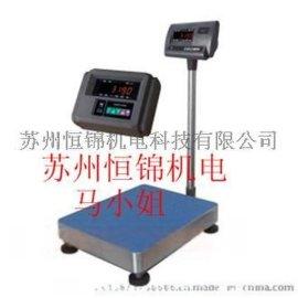现货供应苏州耀华XK3190-A12-300kg电子台秤