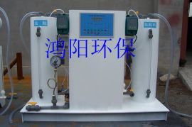 全自动一体机二氧化氯发生器