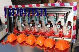 压风供水自救装置, 压风施救装置, 双供自救器